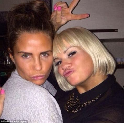 angry scaredy xxxx with and emily xxxx kerry katona and price and make up after seven