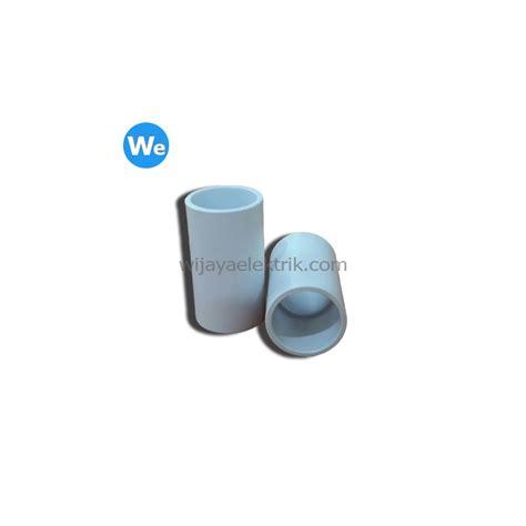 Legrand Pipa Listrik Conduit 20mm sok pipa conduit 20mm