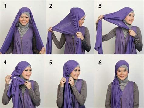 tutorial hijab turban pashmina simple hijab tutorial pashmina scarf simple hijab tutorial