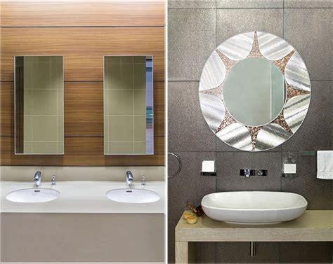 Cermin Kaca design kamar mandi kecil home design idea