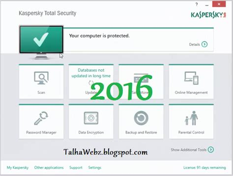 kaspersky reset trial 2016 italiano kaspersky total security 2016 final with trial reset
