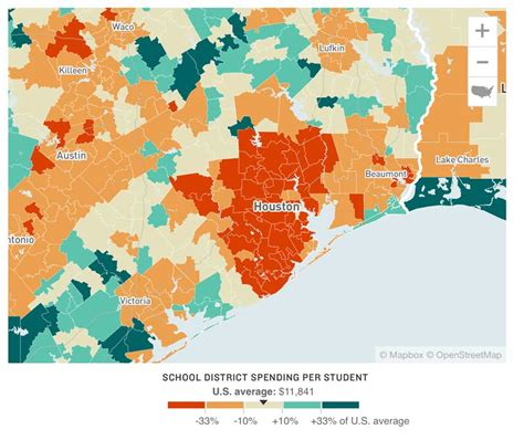 houston isd map houston stories told using maps and data may 2016
