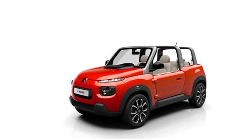 Citroen E Mehari The Electric Buggy You Can Buy In