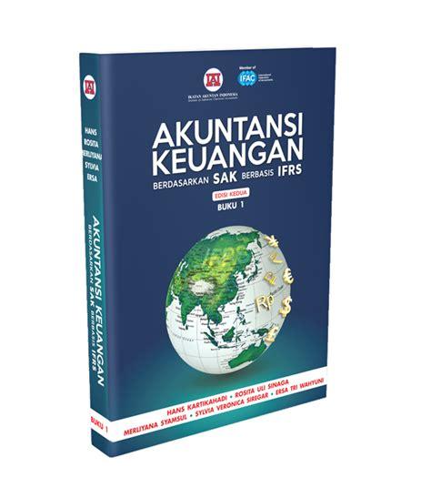 Buku Murah Buku Akuntansi Keuangan Berdasarkan Sak Berbasis Ifrs e commerce iai book shop