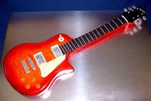 electric guitar templates 17 awsome guitar cake templates designs free
