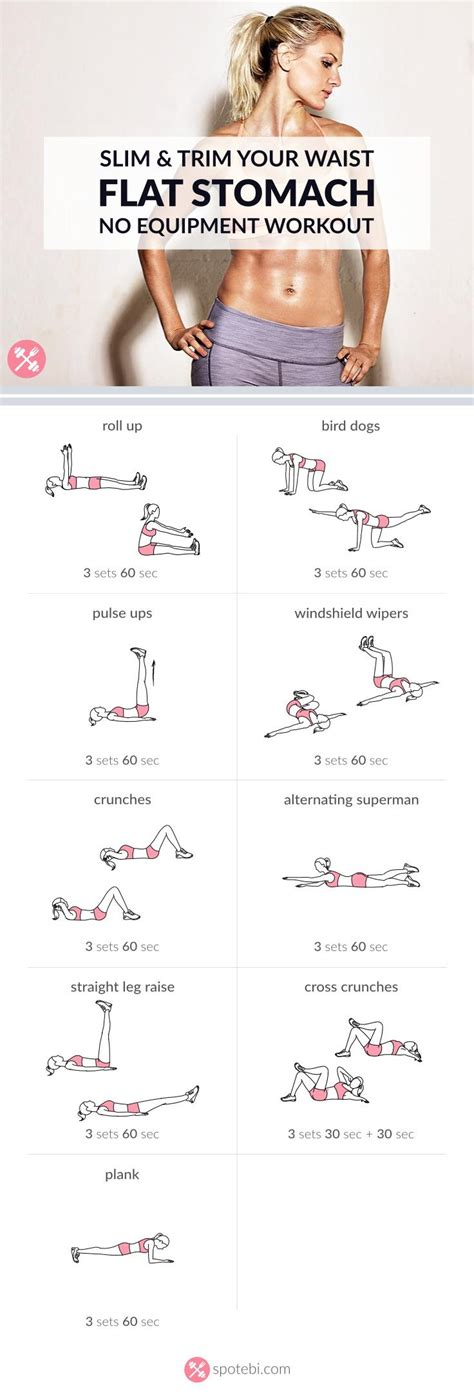 amazing flat belly workouts   sculpt  abs trimmedandtoned