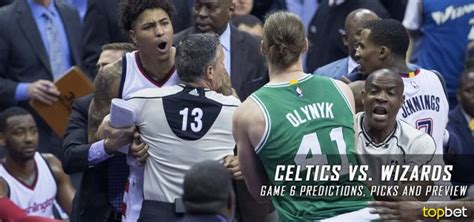 Washington Wizards Playoff Giveaways - celtics vs wizards series game 6 predictions odds preview