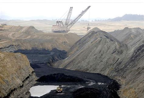 powder river basin not a coal producing region