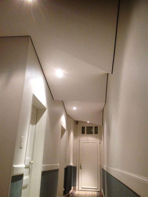 Couleur Peinture Entrée Couloir by Un Plafond Tendu Extenzo Pour R 233 Nover D 233 Corer Votre