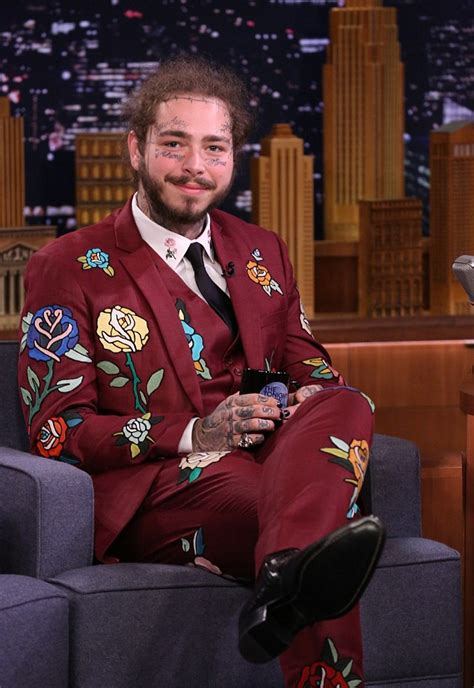 jimmy fallon tattoo post malone reveals he got his to prove he