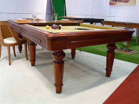 tavolo biliardo pranzo tavolo da pranzo e biliardo italia dodici biliardi italia