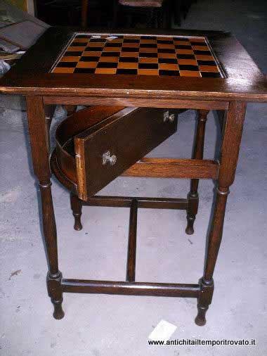 tavoli da gioco antichit 224 il tempo ritrovato antiquariato e restauro