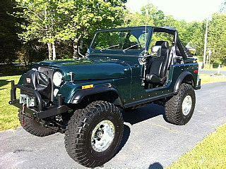 1976 Jeep Cj7 For Sale 1976 Jeep Cj7 For Sale Carolina