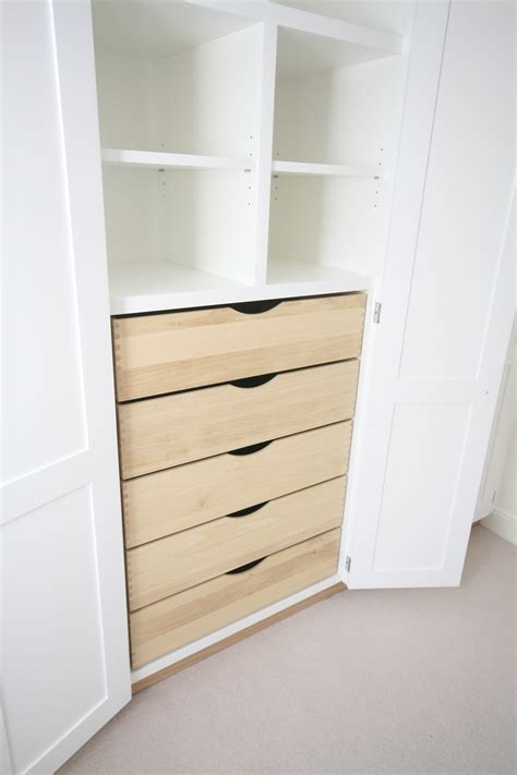 Wardrobe Drawers by Wardrobe Drawers And Pigeon Holes Enlargement 1