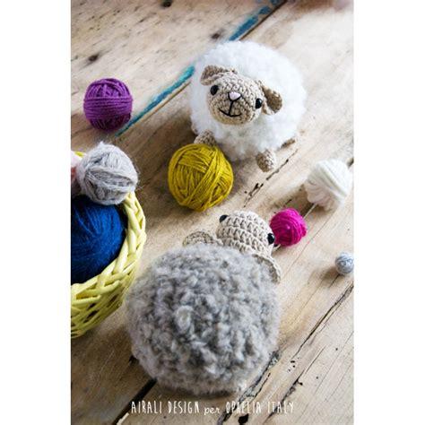 brandys hair dues modelli amigurumi lana e cotone maglia e uncinetto