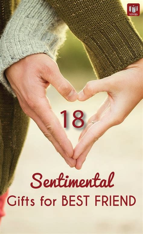 Sentimental Gifts For Best Friend