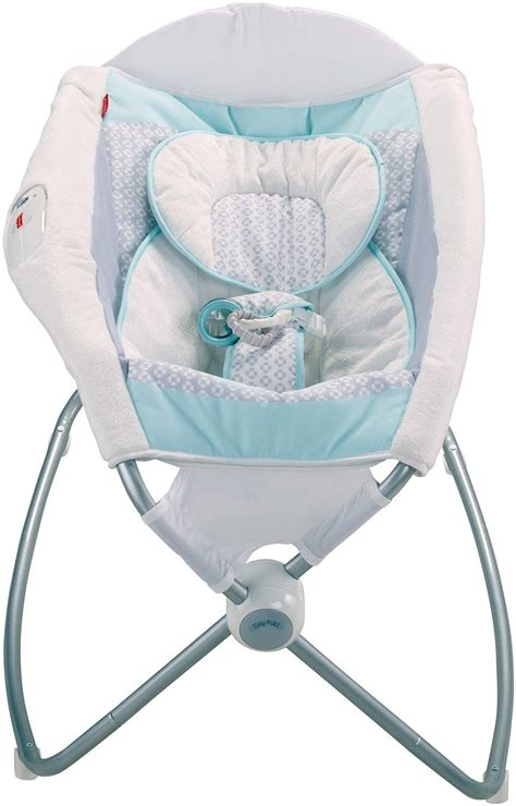 Deluxe And Secure Sleeper by Fisher Price Moonlight Meadow Deluxe Newborn