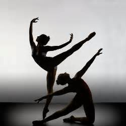 dancers silhouette beautiful silhouette dancers my