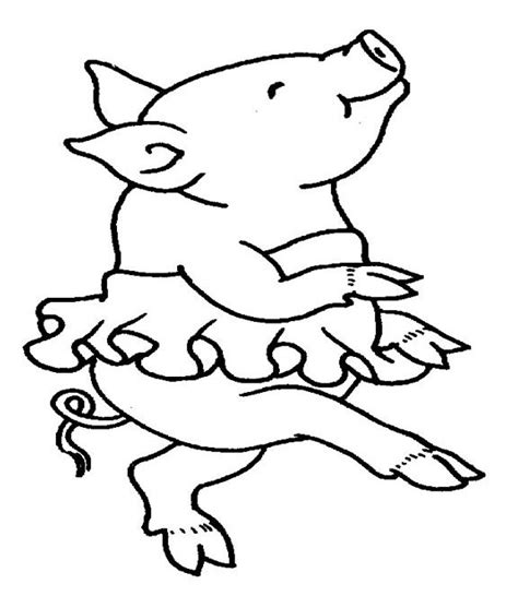 pig the pug colouring pages pug