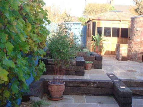 New Sleepers For Garden by 17 Best Images About Railroad Ties On Gardens