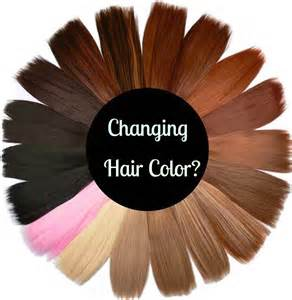 change your hair color younique by kristen morton tips to consider when changing