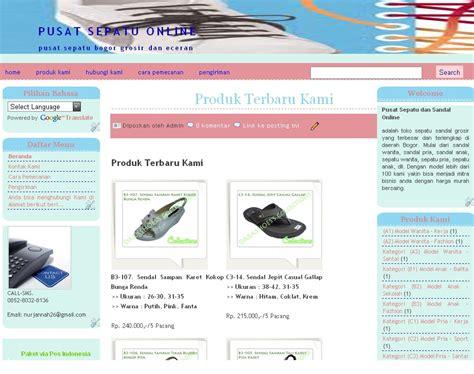 membuat toko online menggunakan blogspot membuat toko online di blogspot zaenalblog media
