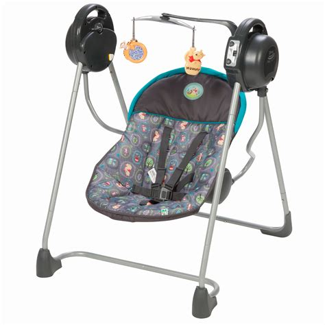 swing baby swing disney geo winnie the pooh all in one swing