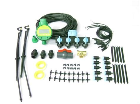 tree automatic watering system d i y automatic watering system for garden flowerbed