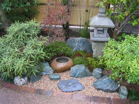 small zen garden small space japanese garden japan house garden