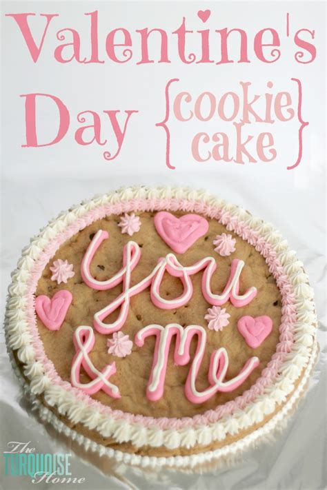 valentines cookie cakes cast a spell on your evening