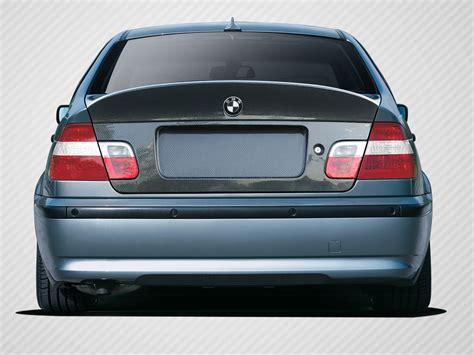 bmw e46 sedan csl trunk 1999 2005 e46 sedan carbon creations csl trunk