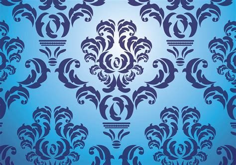 damask pattern cdr antique damask vector vector art graphics freevector com