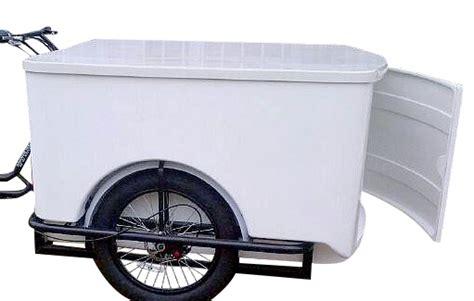 banco big banco big foot xl per allestire triciclo street food bike