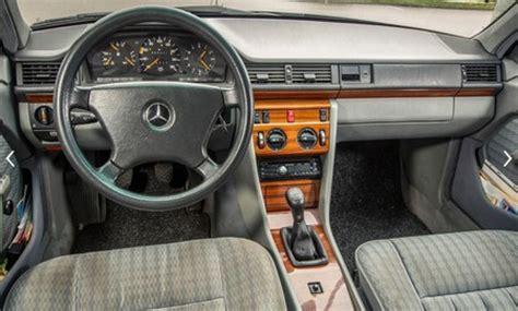 W124 Interior Colors by Mercedes 200d W124 Un Mill 243 N De Kil 243 Metros Y Una