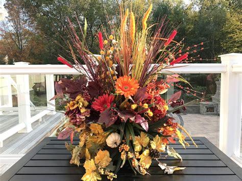 home accessories spectacular faux flower arrangements