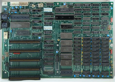 Plung Tandon file ibm pc motherboard 1981 jpg wikimedia commons