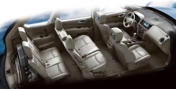 Nissan Pathfinder Seating Capacity Nissan Pathfinder Mehr Platz F 252 R Die Ganze Familie Mit