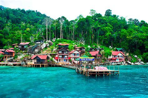 pulau tioman island malaysia tourist destinations