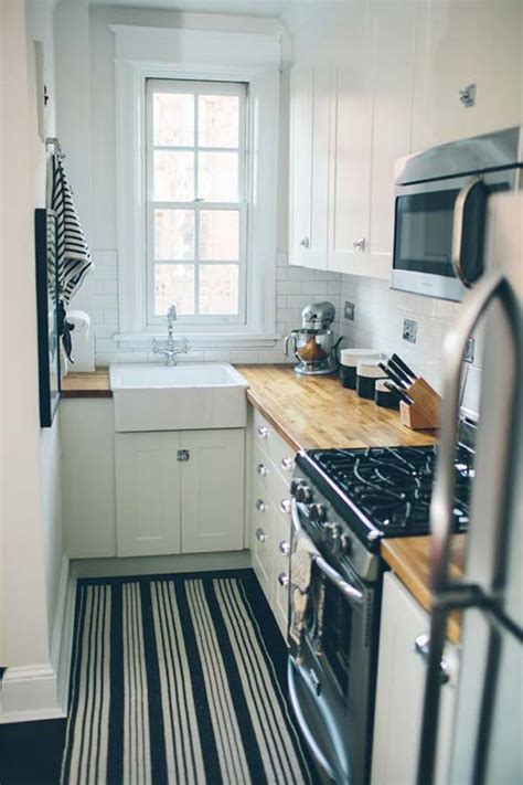 tiny kitchens 19 practical u shaped kitchen designs for small spaces