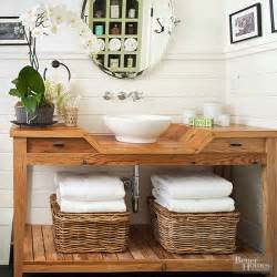 diy bathroom vanity ideas 11 ideas for a diy bathroom vanity powder