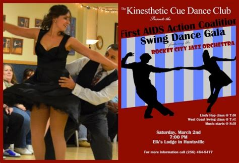 huntsville swing dance the greenest event in town our valley events