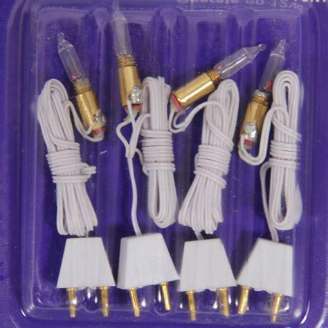 dolls house light bulbs dolls house bulb holder with plug pack of 4 de073