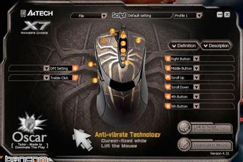 Mouse Macro Untuk Pb driver mouse macro a4 tech xl 747h
