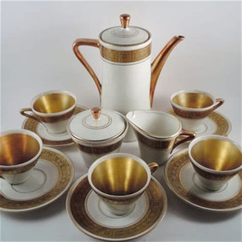 Mug Porcelen Motif Royal shop gold demitasse set on wanelo