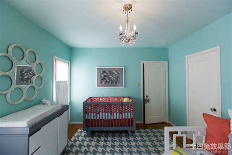 儿童房室内墙面漆颜色效果图 土巴兔装修效果图