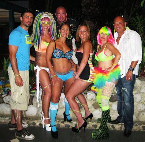 swinging in jamaica 4th july at hedonism ii hedonism ii