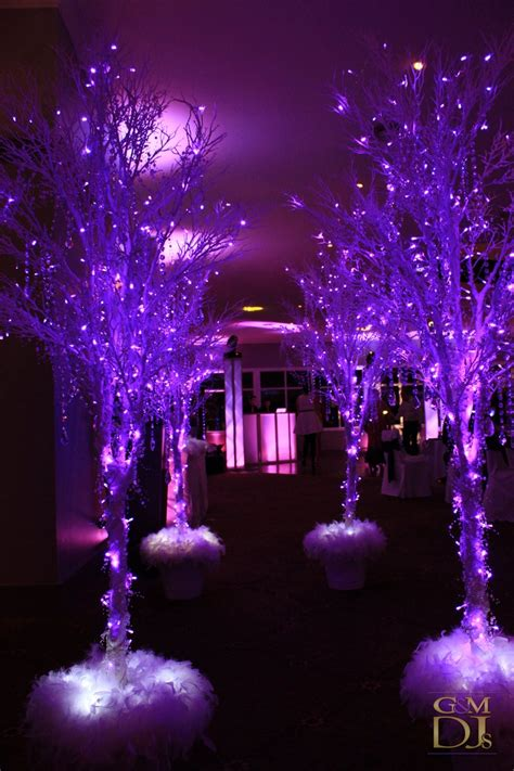 Purple Wedding Decorations by Royal Purple Wedding Decorations Wedding Decor