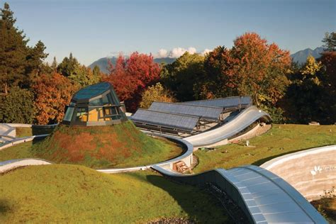 Landscape Architect Salary Vancouver Vandusen Botanical Garden Visitor Centre Architect