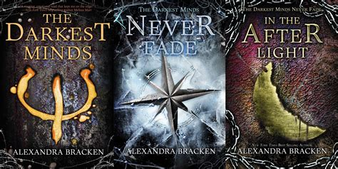 the the trilogy books giveaway the darkest minds series by alexandra bracken