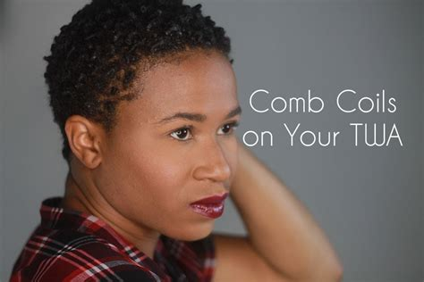 how to comb twist very short natural african american hair comb coil twist natural hair om hair